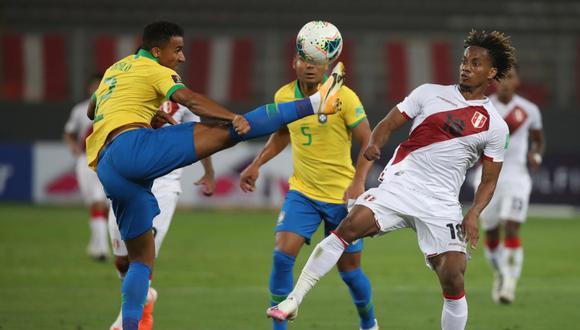 Durante el partido Perú vs Brasil, el sentimiento dominante en Twiiter fue el de 'crítica', seguido por 'insulto'.