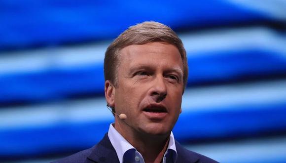 Director ejecutivo de BMW, Oliver Zipse.