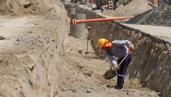 Las obras que serán priorizadas corresponden a proyectos de agua, desagüe, pistas y veredas. (Foto: Difusión)
