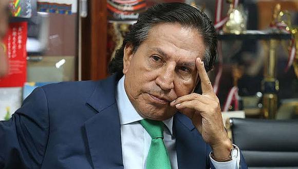 Alejandro Toledo es investigado por el equipo especial Lava Jato por supuestamente haber recibido dinero de Odebrecht. (Foto: Archivo)