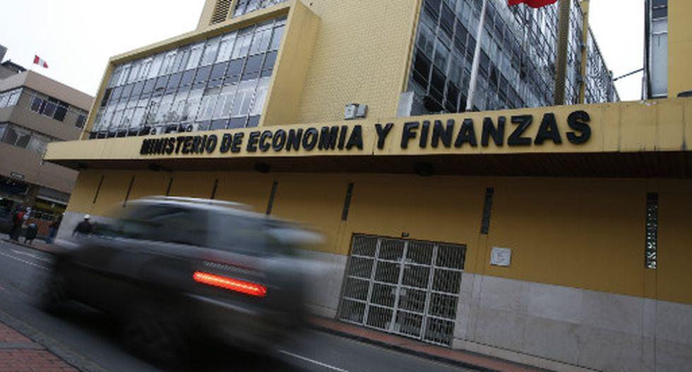 El MEF autorizó la transferencia vía crédito suplementario. (Foto: USI)