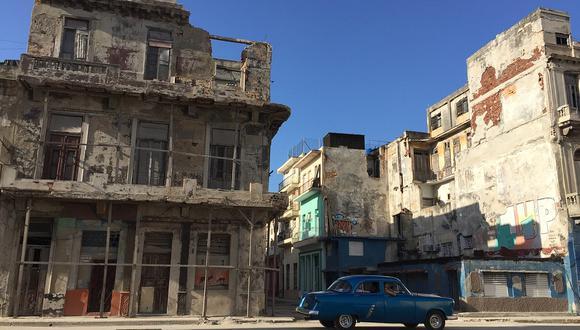 El gobierno de Cuba, con problemas de efectivo ante un embargo comercial estadounidense de décadas de antigüedad y una ineficiente economía de planificación centralizada, ha reconocido los problemas de vivienda del país como uno de sus principales temas sociales. (Foto: Pixabay)