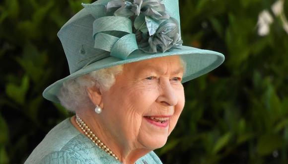 La reina Isabel II. (Foto: AFP)