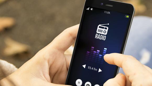 Las aplicaciones de radio son  más descargada por  los mayores de 50 años  (Foto: output)