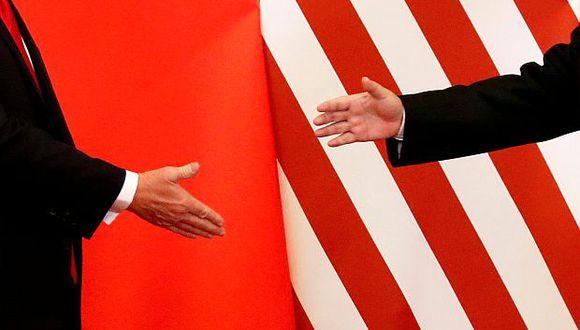 Los mercados frenaron sus caídas tras los comentarios optimistas de China y el presidente Trump en torno a la guerra comercial. (Foto: Reuters)