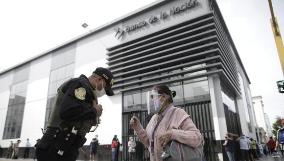 El pago del bono comenzó el miércoles 17 de febrero. (Foto: GEC)
