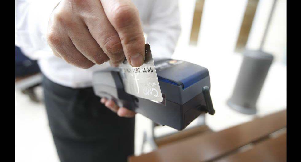 FOTO 6   Método de pago preferido: La modalidad de pago preferida por el viajero peruano es la tarjeta de crédito gracias a las facilidades de pago que ofrecen páginas web como Despegar.com.  (Foto: USI)