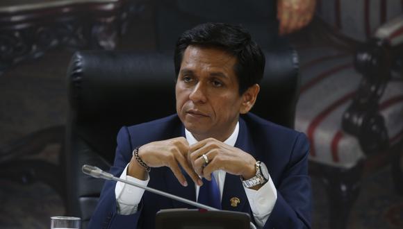 Jorge Meléndez, congresista de Peruanos por el Kambio. (Foto: GEC)