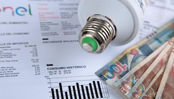 Muchos usuarios presentaron quejas por los altos montos facturados en sus recibos del servicio eléctrico. (Foto: GEC)