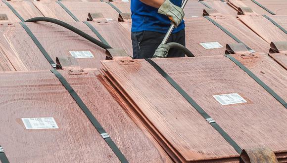China, cuyo consumo de cobre ha impulsado el repunte, se prepara para un período de vacaciones de una semana por el Año Nuevo Lunar en febrero. (Archivo / GEC)