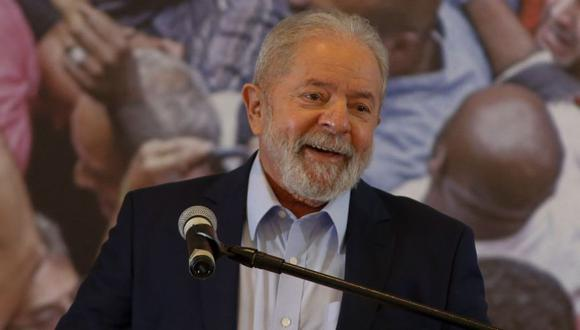 """El más claro fue el gobernador del estado de Maranhao, Flavio Dino, barajado hasta ahora como posible candidato presidencial para el 2022 por el Partido Comunista do Brasil (PCdoB), pero quien dijo después de la sentencia que, si le fuera propuesto, """"sería un honor aspirar a la vicepresidencia"""" en una fórmula encabezada por Lula. (Foto: AFP)"""
