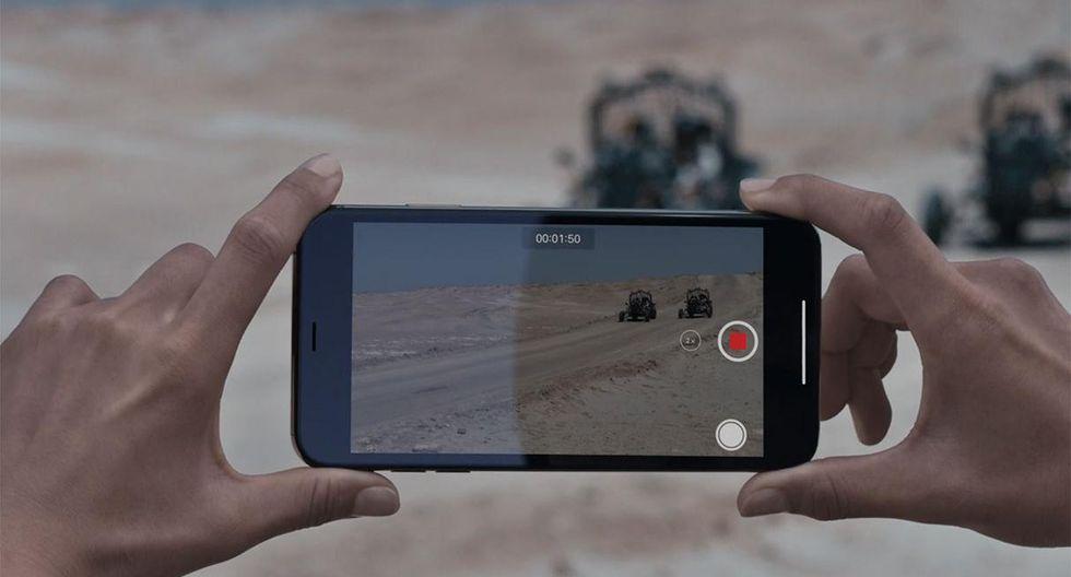 Entre las novedades del nuevo teléfono también se encuentran mejoras en la reproducción de imágenes mediante las tecnologías Dolby Vision y HDR10. (Foto: Apple)