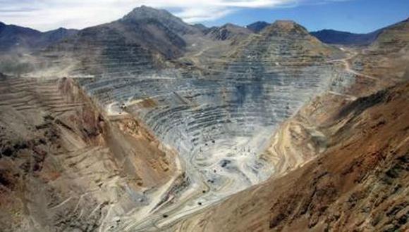 Fotografía de la mina Los Pelambres en Antofagasta, al norte de Chile. (Foto: Reuters)