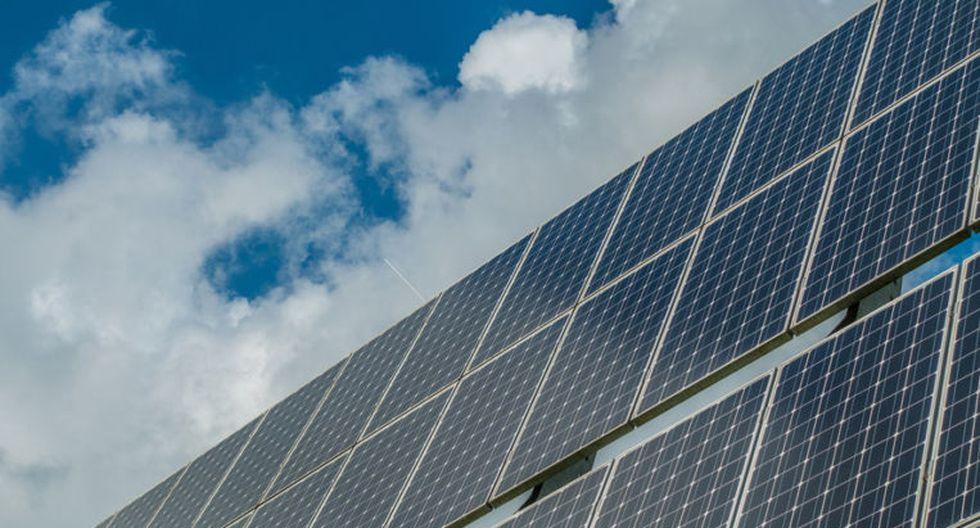 Energía solar. (Foto: Difusión)