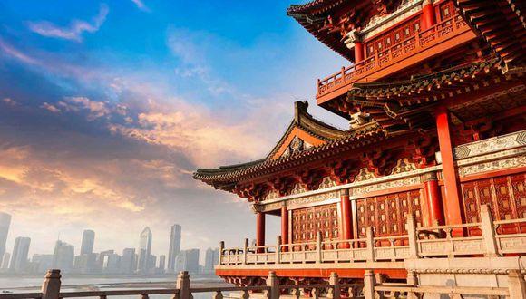 FOTO 5 | 2 de abril: China pone en práctica su amenaza del 23 de marzo. Anuncia medidas punitivas contra 128 productos estadounidenses en respuesta a los aranceles para su acero y aluminio.