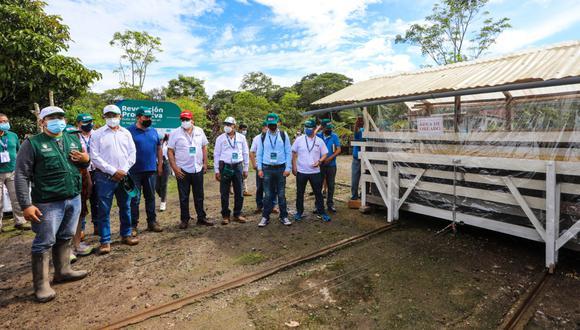 Mediante estas escuelas se podrán conocer las experiencias exitosas de productores café, cacao, frutas y otros, que han alcanzado altos niveles de producción y rendimiento. (Foto: Difusión/Midagri)