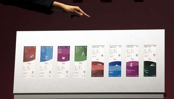 Hay docenas de vendedores autorizados de boletos. Normalmente los nombran los comités olímpicos nacionales, y se les permite cobrar una prima de gestión del 20% sobre los boletos. (Foto: AP)