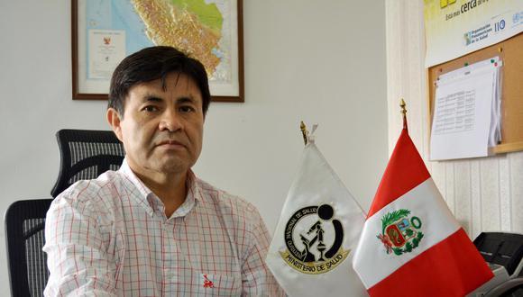 César Cabezas Sánchez estudió medicina en la Universidad Nacional Mayor de San Marcos (UNMSM), es especialista en Enfermedades Infecciosas y Tropicales y que tiene estudios de Maestría en Medicina y de Doctorado en Salud Pública. (INS)