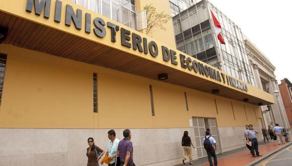 El MEF designó nuevo jefe de Gabinete de Asesores. (Foto: GEC)