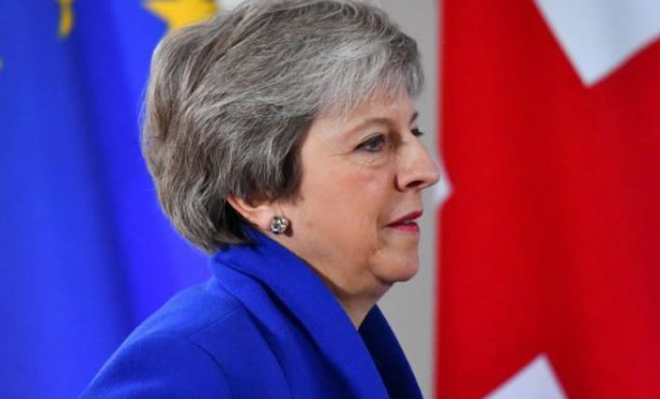 Theresa May (Foto:Reuters)