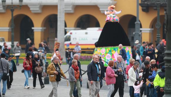 El poco turismo interno que se pueda promover recién se reactivaría en el último trimestre del 2020, señala Canatur. (Foto: Lino Chipana/ GEC)