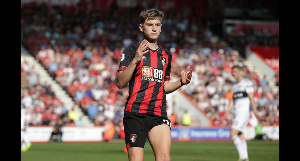 24. David Brooks (Bournemouth). (Foto: Getty Images)
