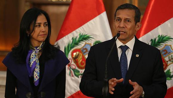 Ollanta Humala y Nadine Heredia son procesados por los aportes a las campañas presidenciales del 2006 y 2011. (Foto: GEC)