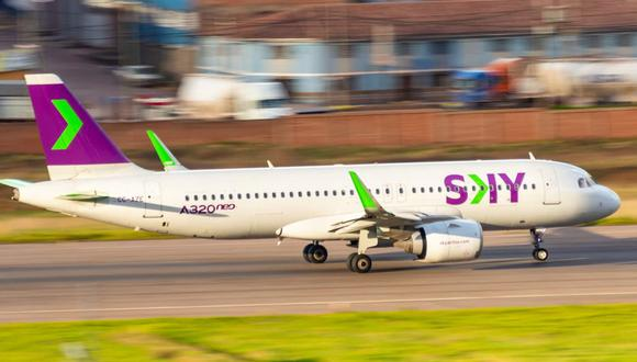 (Foto: Sky Airline)
