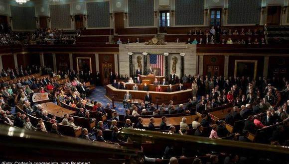 Los republicanos aprovechan el efecto Trump y resisten en el Congreso   Elecciones  USA   MUNDO   GESTIÓN