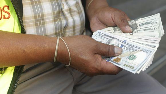 El dólar abrió a la baja el jueces. (Foto: Diana Chávez | GEC)