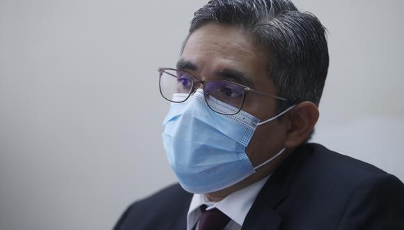 El fiscal José Domingo Pérez había solicitado que se adopten las medidas necesarias para garantizar la función del fiscal y la protección de él y su familia. (Foto: Hugo Pérez / GEC)