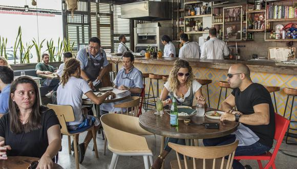 Restaurante (Foto: GEC)