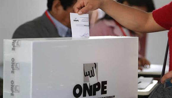Para conocer el local de votación en los comicios del 7 de octubre, los electores deben ingresar su número de DNI. (Foto: Agencia Andina)