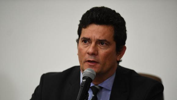 Sergio Moro. (Foto: AFP)