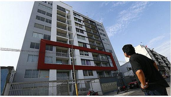 Viviendas. Compras son impulsadas, entre otras razones, por las bajas tasas de interés de los créditos hipotecarios.