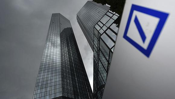 Sede del Deutsche Bank en Fráncfort. (Foto: EFE)
