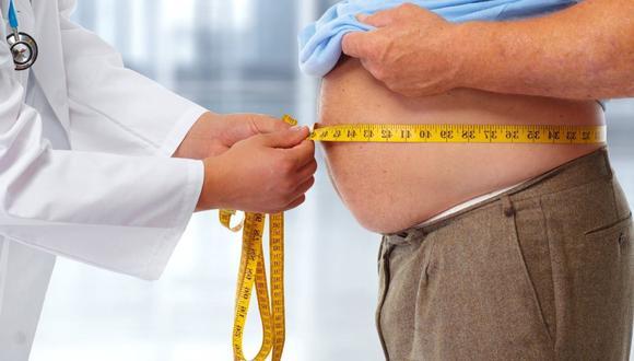 Obesidad. (Foto: Difusión)