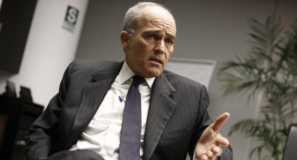 Roque Benavides indicó que han entregado la documentación sobre los aportes que se hicieron en el 2011 para campaña a favor de la empresa privada . (Foto: GEC)