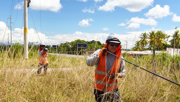 El proyecto regional de Lambayeque se encuentra actualmente en una etapa de marcha blanca, señaló el MTC. (Foto: MTC)