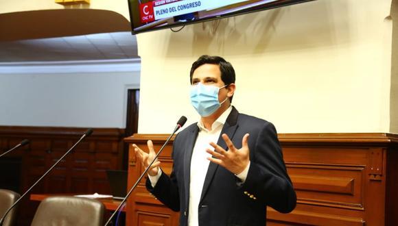 César Combina indicó que Alianza para el Progreso no participará de comisión especial para elegir a miembros del TC. (Foto: Andina)