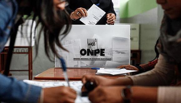 La ONPE anunció que dará a conocer los primeros reportes oficiales de las elecciones 2021 hacia las 11:30 pm de este domingo 11 de abril  (Foto: Andina)