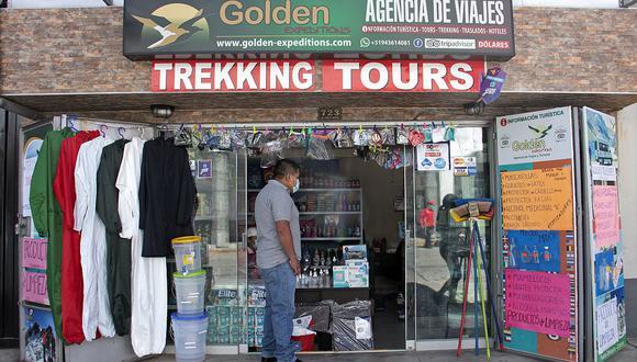 Con FAE-Turismo, el Mincetur espera atender a cerca de 20,000 micro y pequeñas empresas del sector. (Foto: AFP)