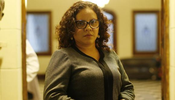 La fiscal Rocío Sánchez fue separada del Equipo Especial del Caso Los Cuellos Blancos del Puerto. (Foto: GEC)