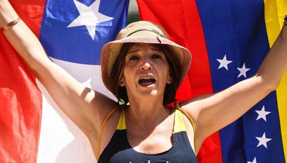 """Hasta finales de 2018, 1.251.225 de extranjeros se radicaron en Chile, según el informe """"Estimación de personas extranjeras residentes en Chile"""". (Foto: EFE)"""