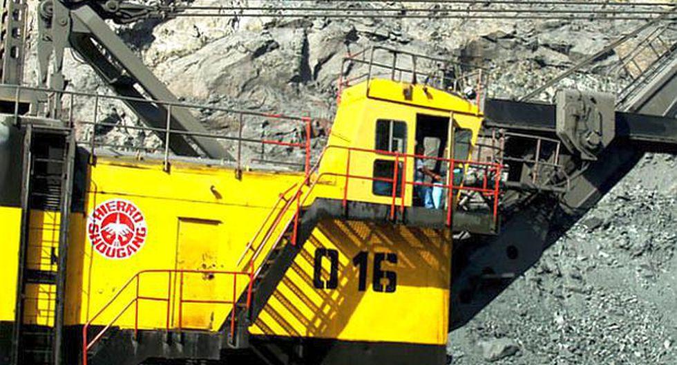 Shougang es la únicaproductora de hierro en el país. El año pasado su producción alcanzó8.8 millones de toneladas métricas finas del mineral. (Foto:USI)