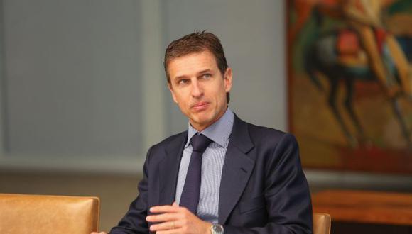 El CEO de Itaú Latam, Ricardo Marino, se pronunció sobre el ingreso del banco al mercado peruano. (Foto: Javier Prialé)