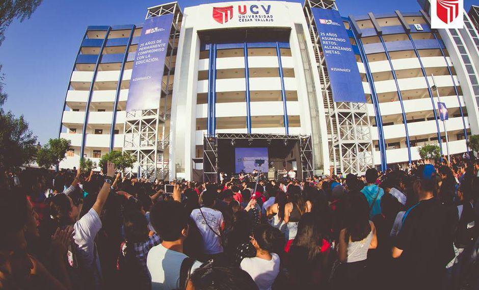 (Foto: Universidad César Vallejo)