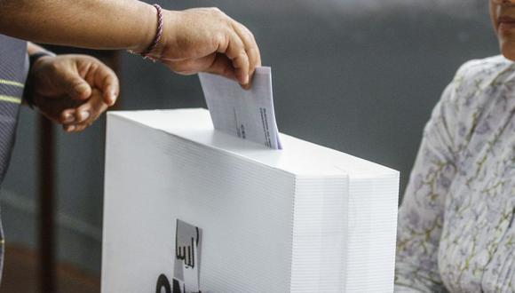 Elecciones Regionales  y Municipales 2018. (Foto referencial:USI)