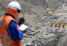 SNMPE: Minería cuprífera ya se recuperó, pero la aurífera aún muestra retraso