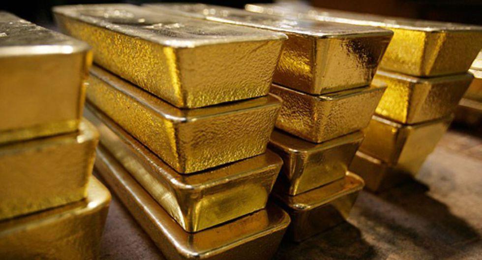 El oro al contado perdía un 0.08% a US$1,290.68 la onza este martes. (Foto: Andina)